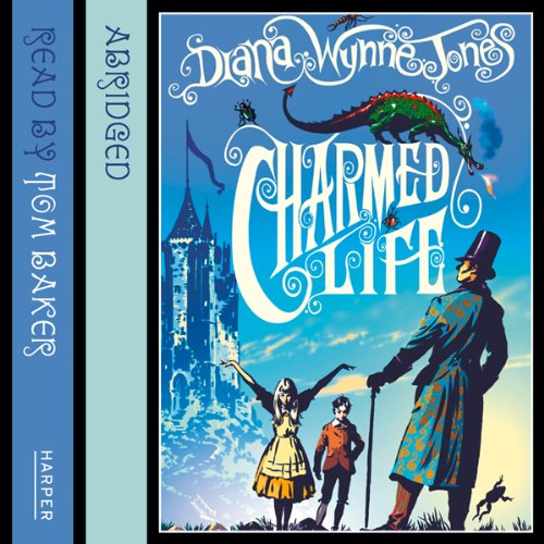 Charmed Life     The Chrestomanci Series              By:                                                                                                                                 Diana Wynne Jones                               Narrated by:                                                                                                                                 Tom Baker                      Length: 3 hrs and 10 mins     48 ratings     Overall 4.8