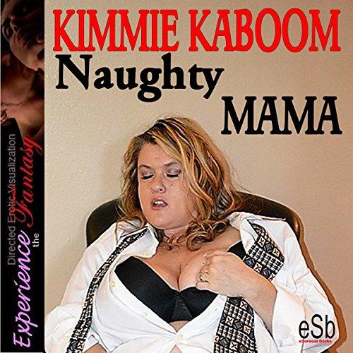 Naughty Mama audiobook cover art