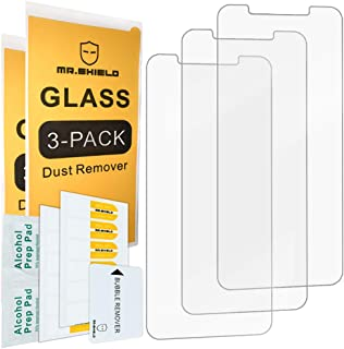 [3-Pack]-Mr.Shield for Nokia C2 Tennen [Tempered Glass] [Japan Glass with 9H Hardness] Screen Protector with Lifetime Repl...