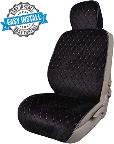 Negro-gris triángulos fundas para asientos para hyundai tucson asiento del coche referencia completamente