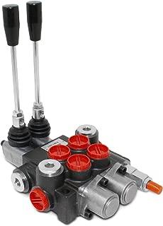 Monoblock Hydraulic Directional Control Valve, 2 Spool, 11 GPM, SAE Ports