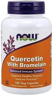 Quercetin w/Bromelain 120 VegiCaps