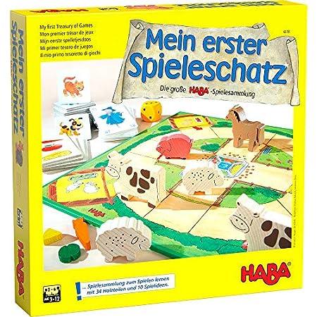 Haba - Mein erster Spieleschatz