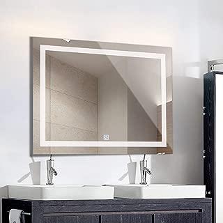 Best illuminated vanity mirrors Reviews