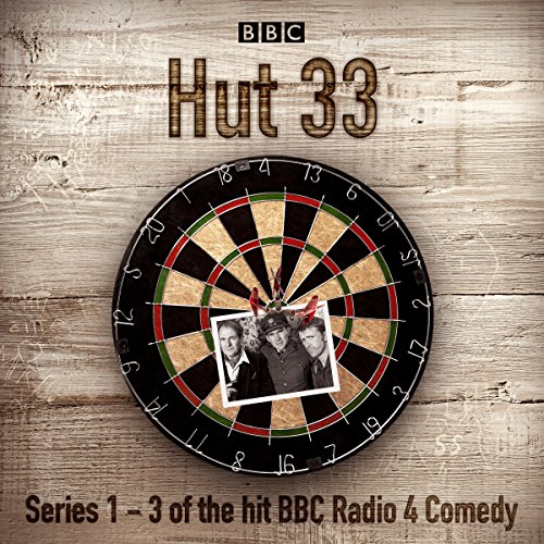 Hut 33: The Complete Series 1-3 audiobook cover art
