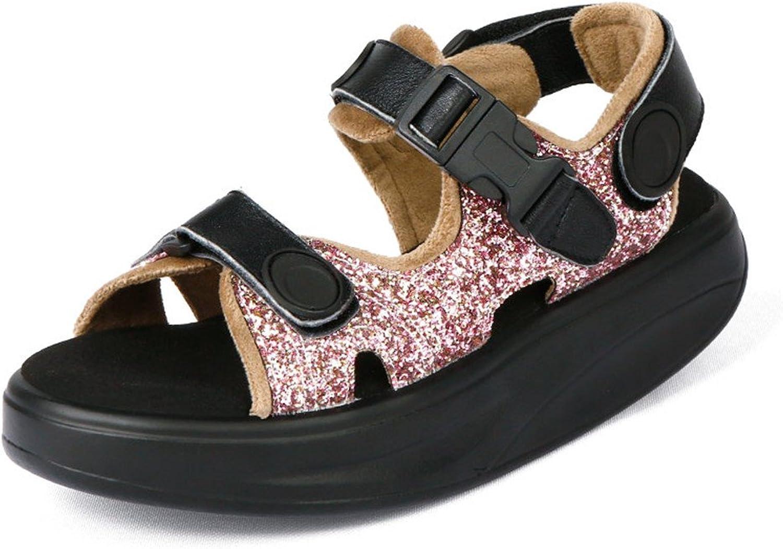 pinkG Womens Summer Beach Sandal Casual Outdoor Walking Sandals