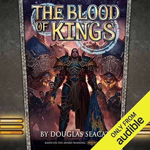 The Blood of Kings audiobook cover art