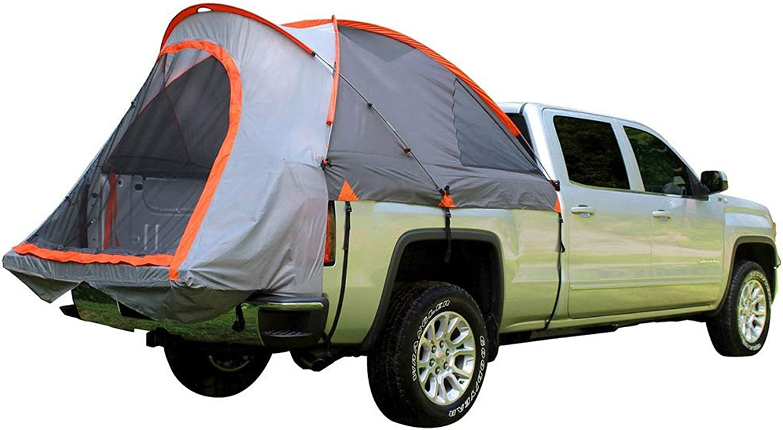 Qnlly Kompaktes Kurzbett-LKW-Zelt 315  180  170 cm, Pickup-Zelt mit Oberlicht