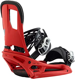 Burton Cartel EST binding red: Amazon.es: Deportes y aire libre