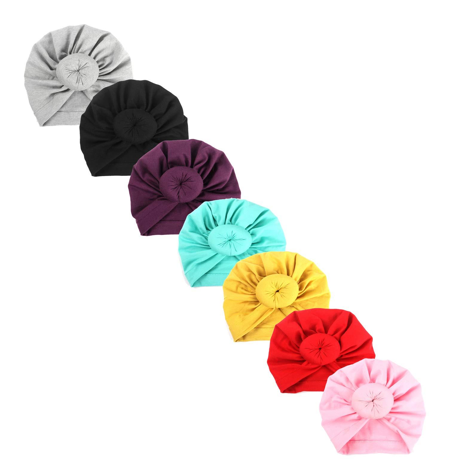 Upsmile Newborn Hospital Nursery Headwrap