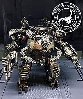 Source Mecha Movable Figure DM0011 Destroyer Macha Movable Model Toy 10.5cm