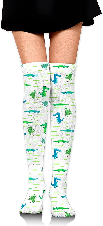 Comfort Knee Compression Sock High Tube online shop For Long-awaited W Socks Girls Sports