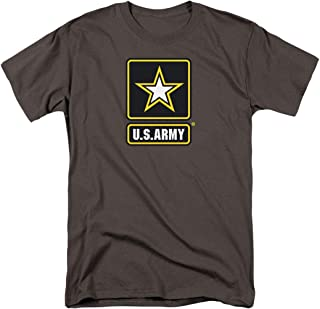 Popfunk US Army Military T Shirt with Stickers