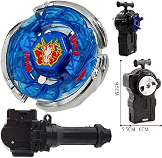 Lost Best BB-28 Storm Pegasus Metal 4D High Cosmic Pegasus l Drago Masters Fusion Metal Performance Game Toys and Launcher L/R String Launcher and Launcher Grip Starter Set! Gift Toys for Children