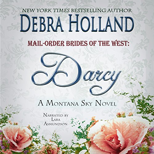 Mail-Order Brides of the West: Darcy audiobook cover art