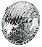 "Best HELLA Hid Headlights - HELLA 002395991 7"" H4 Type Single High/Low Beam Review"