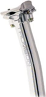 Thomson Elite SB 27.2X410mm Seatpost (Silver)