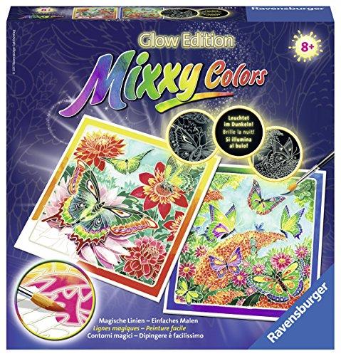 Ravensburger Mixxy Colors Malen 29434 - Schmetterlingsparadies