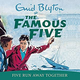Famous Five: Five Run Away Together cover art