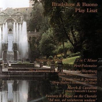 Bradshaw & Buono Play Liszt