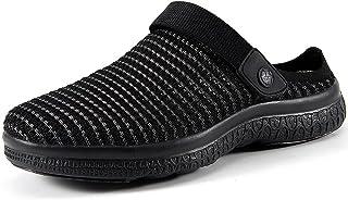 Gaatpot Mesh Sandals Mens' Womens' Clogs Summer Slide Sandal Indoor Outdoor Slippers Slip On Flip Flops Sand Garden Shoes