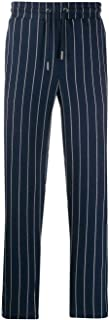 Luxury Fashion   Fila Men 687639170 Blue Polyester Joggers   Spring-summer 20