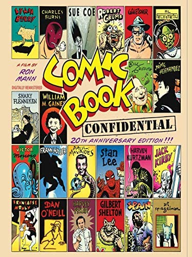 Comic Book Confidential 20th Anniversary Edition product image