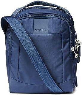 Pacsafe Metrosafe LS100 3 Liter Anti Theft Shoulder Bag-Fits 7 inch Tablet, Deep Navy, One Size