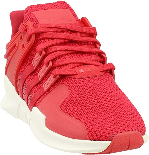 Adidas Originals Men's EQT Support ADV Scarlet Off-blancoo 9 D US