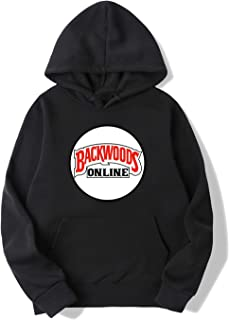 King Yang Backwoods Cigars Online Hoodie Sweater for Mens