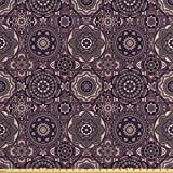Lunarable Mandala-Stoff von The Yard, Nahöstliche