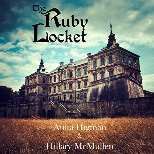 The Ruby Locket audiobook cover art