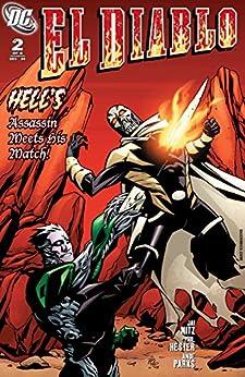 El Diablo (2008-2009) #2 by [Jai Nitz, Phil Hester, Ande Parks, Guy Major]