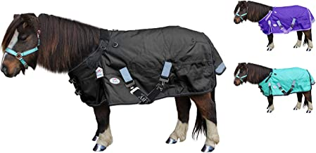 Derby Originals Extreme Elements Nordic-Tough 1200D Ripstop Waterproof Winter Heavyweight Mini Horse & Pony Turnout Blanke...