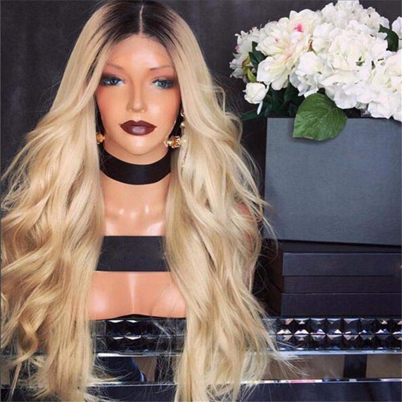 Neue Perücke europäische und amerikanische weibliche lange lockige Haare mikrolanges Haar Cosplay Perücke B07MCBPY7R Großartig    | Vielfältiges neues Design