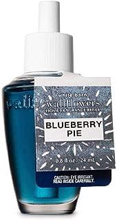 Bath and Body Works White Barn Blueberry Pie WallFlower Refill Bulb