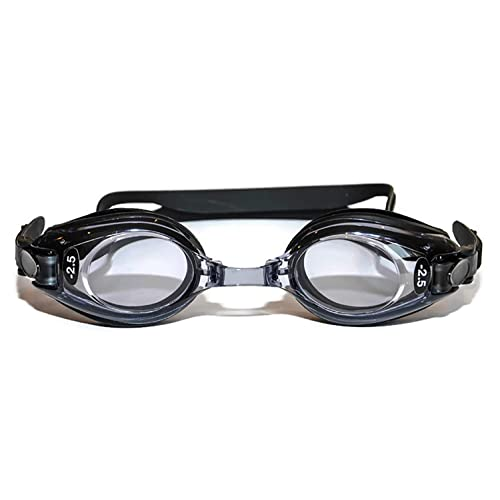 ab78ec722e88 Sports Vision s Prescription Optical Swimming Goggles Kids Black Minus    Plus Powers UV Tint Suitable for