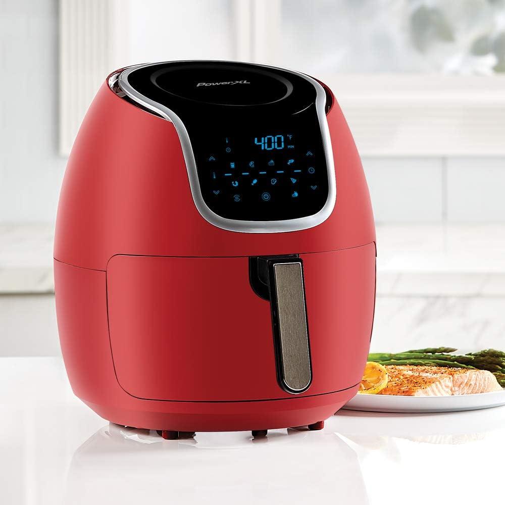 PowerXL Air Fryer Vortex - Red Version of the Fryer
