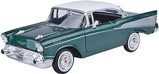 Motormax 1:24 Die-Cast 1957 Chevy Bel Air - Colors May Vary