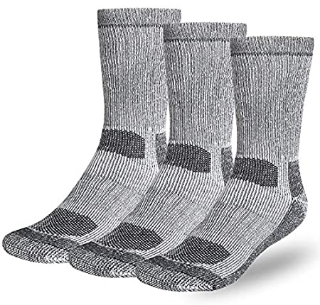 Buttons & Pleats Wool Socks for Men and Women