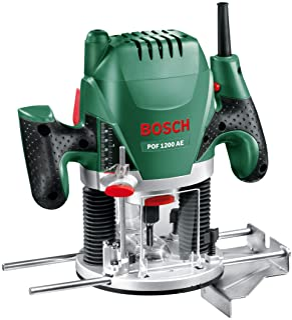 comprar comparacion Bosch POF 1200 AE - Fresadora de superficie (1200 vatios, en caja de cartón)