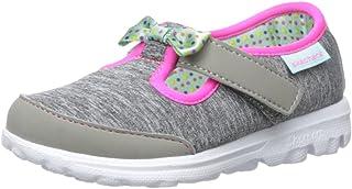 Skechers Kids Go Walk Bitty Bow Sneaker (Toddler/Little Kid)