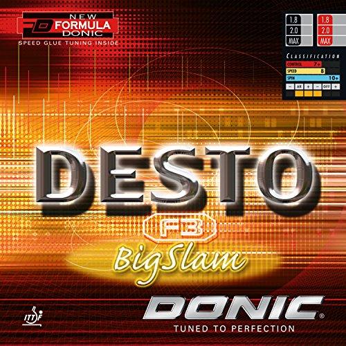 DONIC Desto F3 Big Slam, TT-Belag, NEU, OVP, inkl. Lieferung