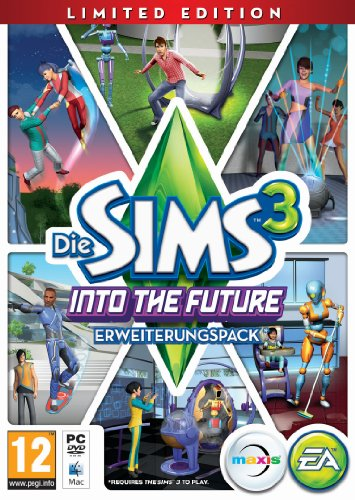 Die Sims 3: Into the Future - Limited Edition