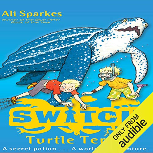 S.W.I.T.C.H.: Turtle Terror audiobook cover art