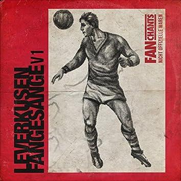 Leverkusen Fans - Die Sammlung I (Bayer Fangesänge) 2nd Edition