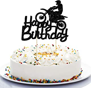 Pleasant 10 Best Motocross Bike Cake Topper Reviewed And Rated In 2020 Funny Birthday Cards Online Alyptdamsfinfo