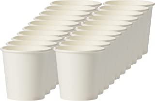 Hotpack Hotpack PHDC4W Paper Single Wall Cup, 50 Pieces, 4 oz.
