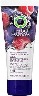 Herb Ess Gel Twist Size 6z Herbal Essences Totally Twisted Curl Scrunching Gel