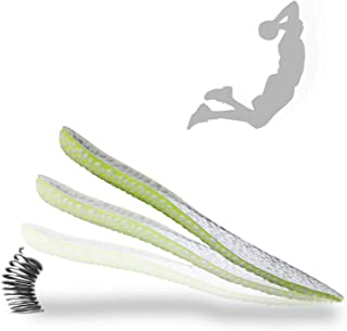 SEVEGO Comfort Running Insoles, All-Day Shock Absorption, and Athletic Cushioning, Relieve Foot Pain, Full-Length Shoe Ins...